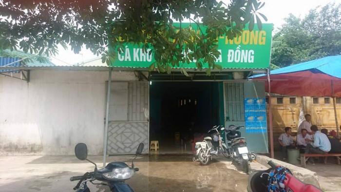 Bán nhà xưởng đường Phạm Văn Đồng- Dương Kinh, DT 750m2, Hướng Đông Nam, Giá 2 tỷ