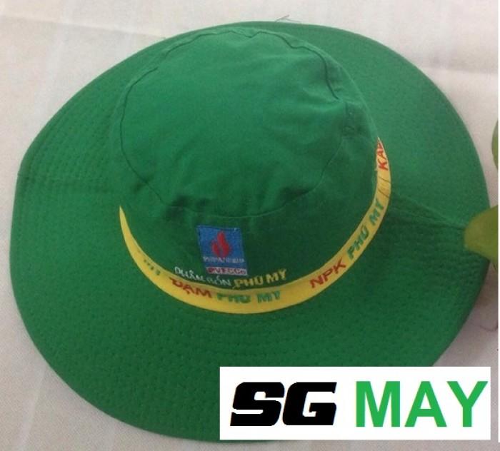 Cơ sở may nón gia công nón quảng cáo