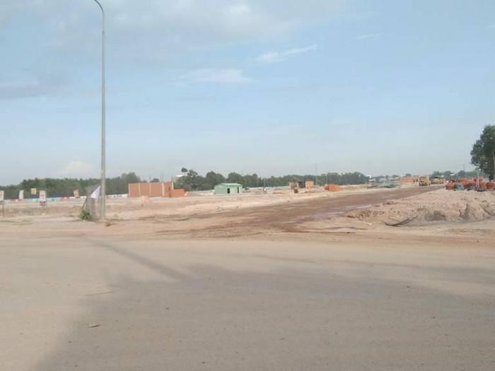 Lô A3 ô 28,29 dự án GOLDEN 2, sát bên KCN Mỹ Phước 1 - 2, gần chợ trường học chỉ 460tr