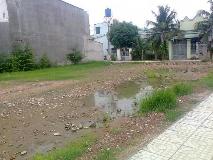 Cần bán đất đường 1a Võ Văn Vân