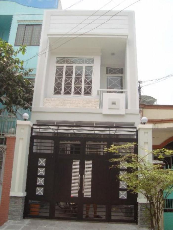 BC1211_Cần bán nhà 2MT Trần Văn Gìau , ấp 1 xã Phạm Văn Hai