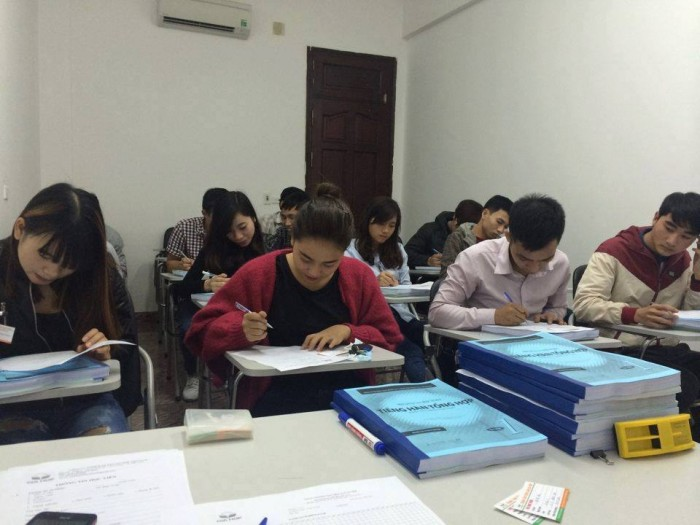 Khai giảng khóa học tiếng Hàn Sơ cấp 2