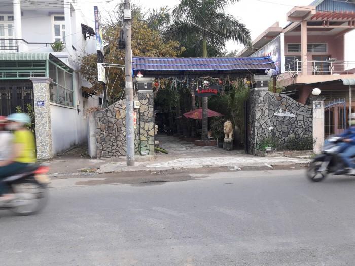 Cần án 4 lô đất mặt tiền Gò Dưa - Tam Bình -Thủ Đức