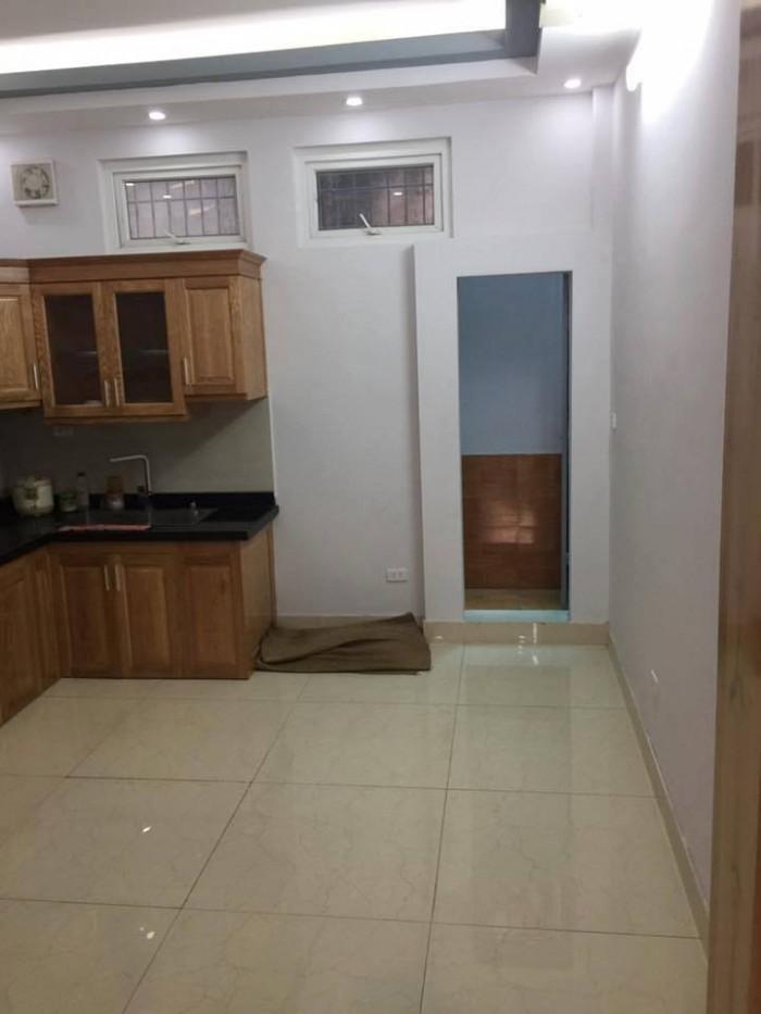 Bán gấp nhà hiện đại phố Mai Dịch, Cầu Giấy, 6 tầng, 60m2, 6.85ty Oto vào nhà!