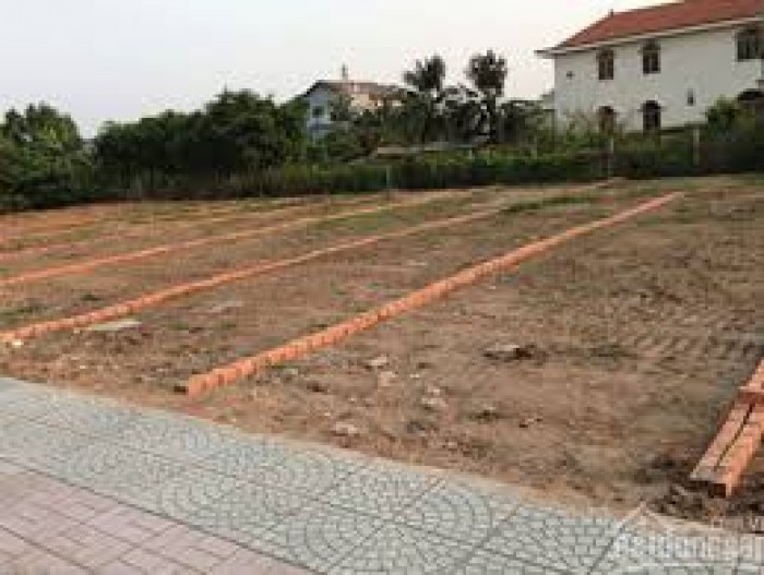 Khu dân cư đông,tiện ích xung quanh đa dạng,bán lô đất còn sót lại liền kề chợ Tân Bình