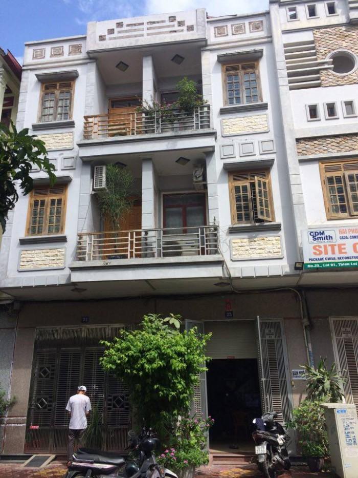 Bán nhà 3 tầng số 23/91 Thiên Lôi, Lê Chân,Hải Phòng