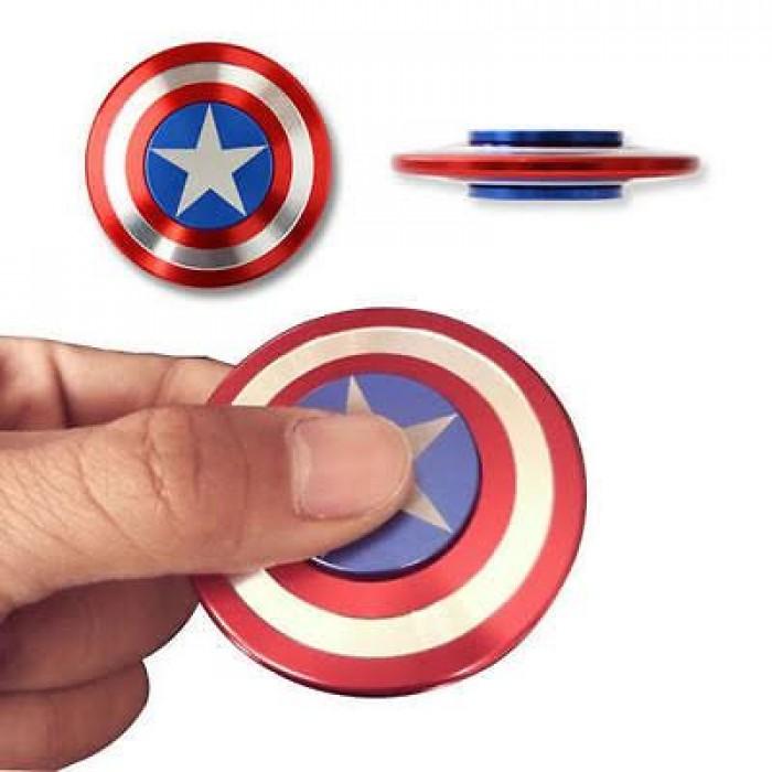 Spinner Captain đã ra đời cho tất cả những ai yêu thích Đội Trưởng Mỹ có thể...