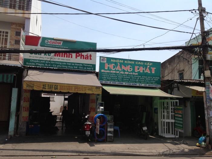 Nhà mặt tiền đường Trịnh Hoài Đức, P. Hiệp Phú, Q9, 92m2, 1 lầu