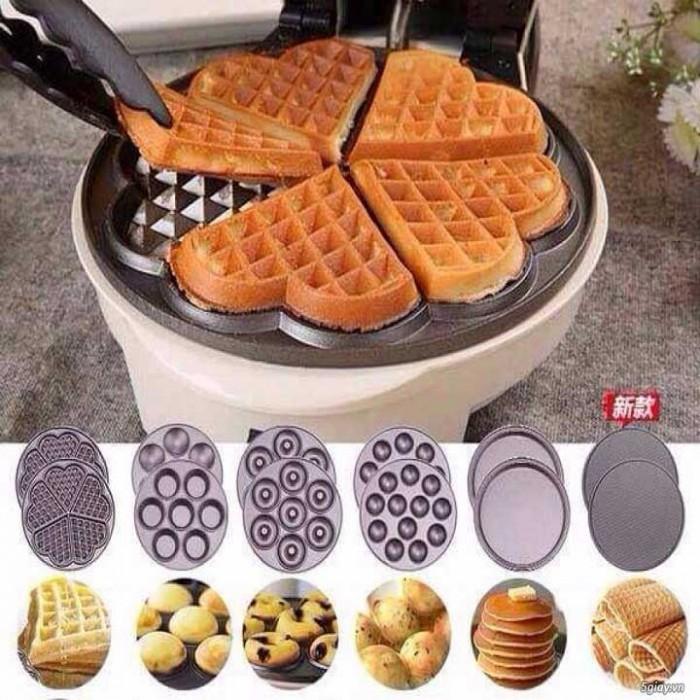 Bột Làm Bánh Kẹp Waffle