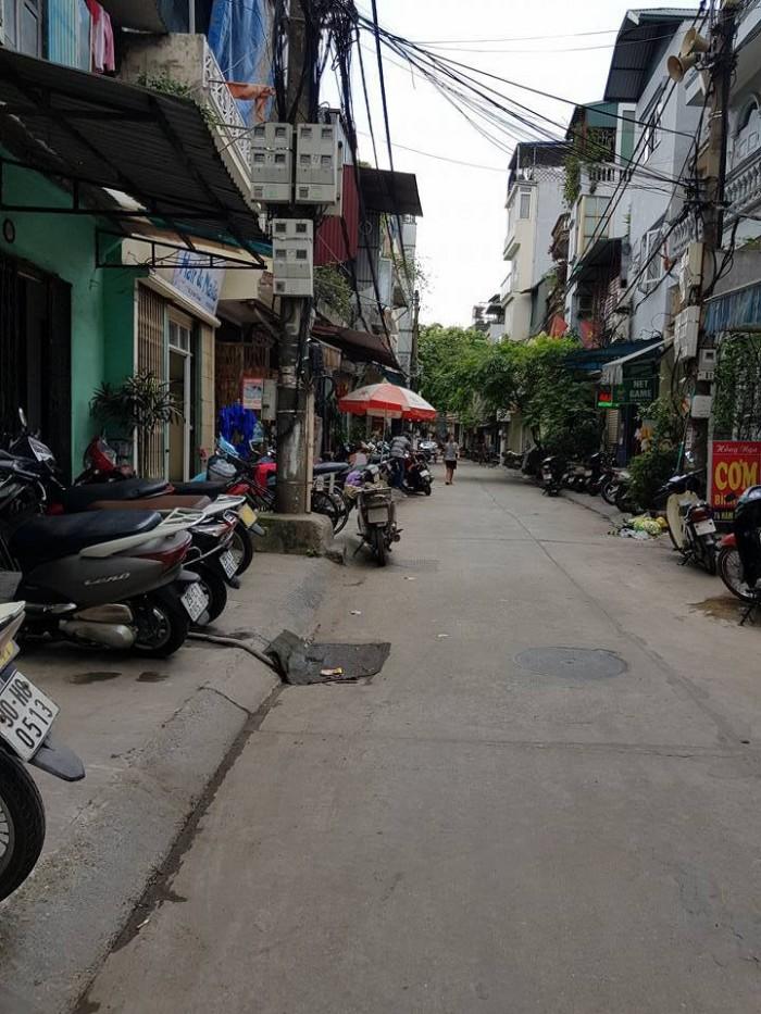 Bán nhà mặt phố Hàm Tử Quan , Hoàn Kiếm, ô góc 3 mặt thoáng, 5 tầng, 43m2.