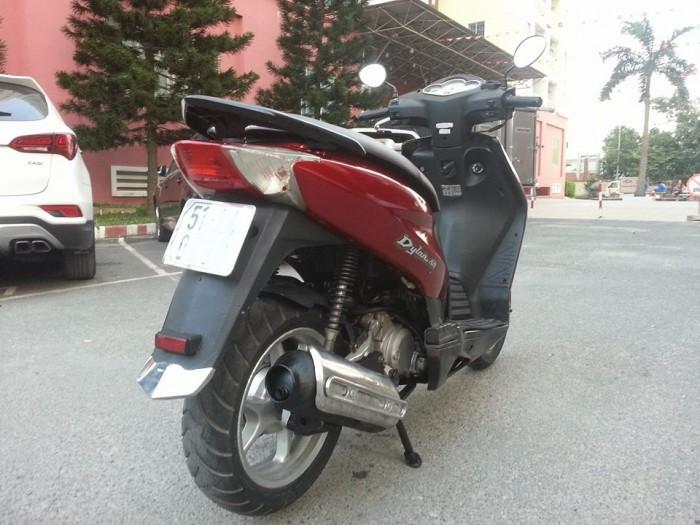 DyLan 150 Chính Hãng HQ Fantom LD Nhật Giống Honda Dylan 100%