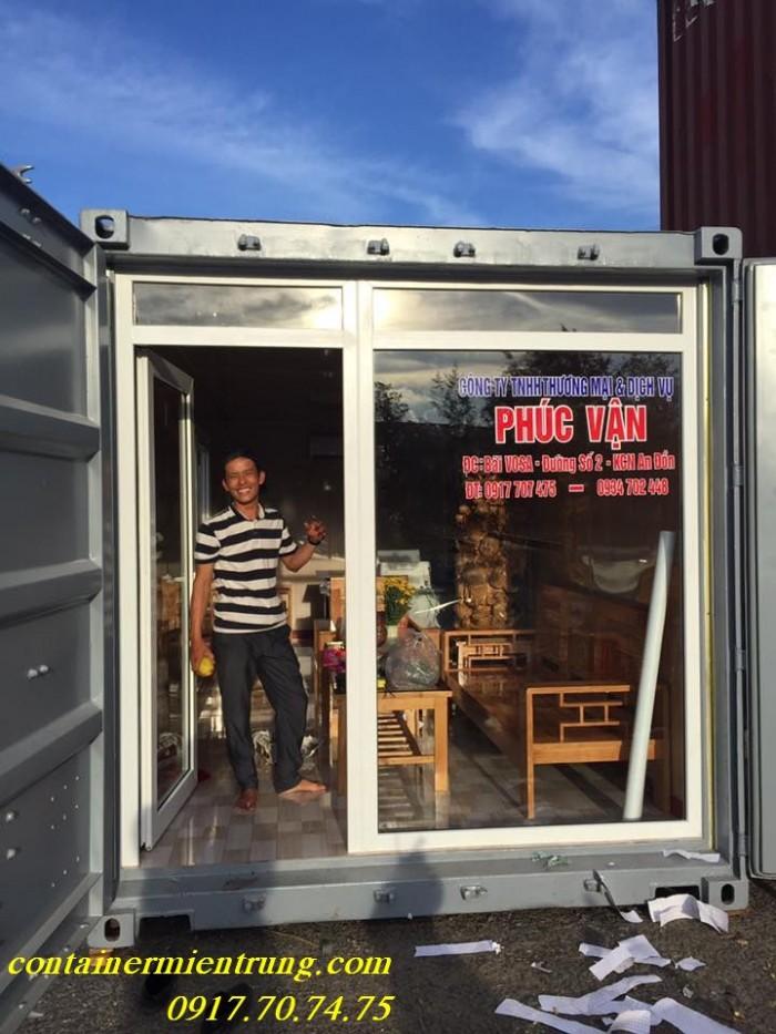 Cung cấp Container Văn Phòng Uy Tín, Chất Lượng  liên hệ Ms Xuân