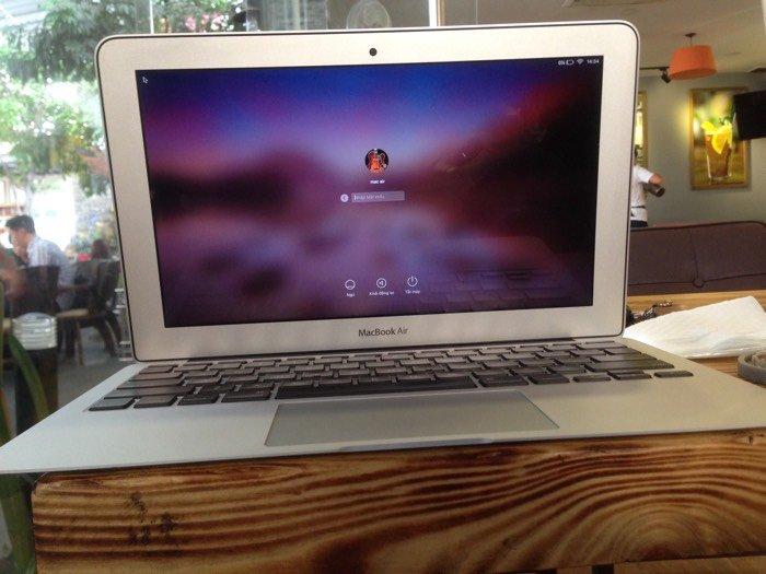 Bán MacBook air 20120