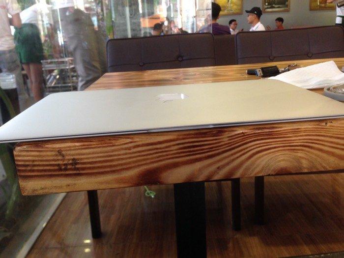 Bán MacBook air 20121