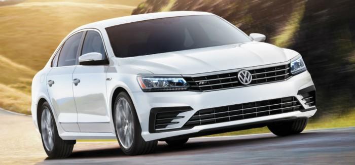 Volkswagen Passat sản xuất năm 2017 Số tự động