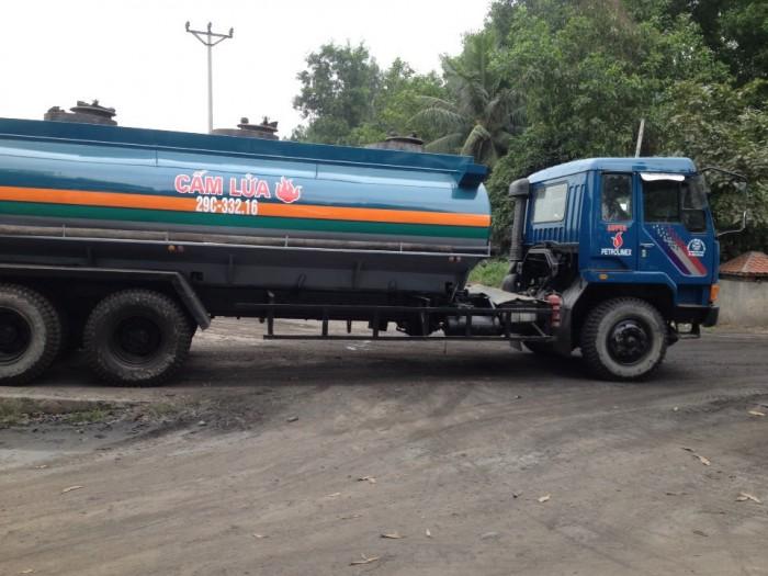 Bán xe xitec chở nhiên liệu Huyndai HD320 dung tích 22.000 lít 2