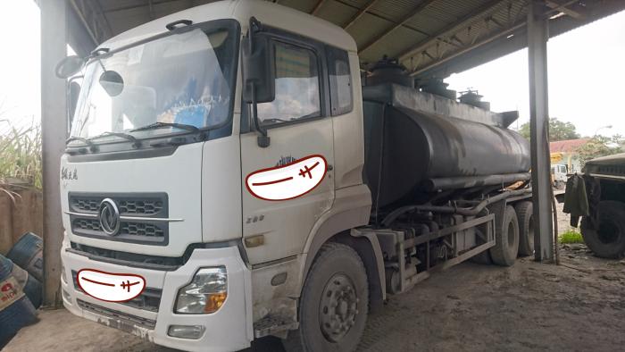 Bán xe xitec chở nhiên liệu Huyndai HD320 dung tích 22.000 lít 4