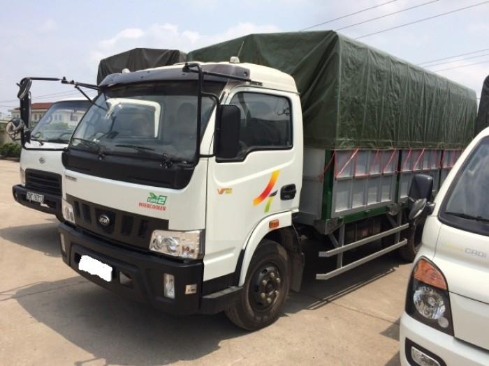 Veam VT sản xuất năm 2017 Số tay (số sàn) Xe tải động cơ Dầu diesel