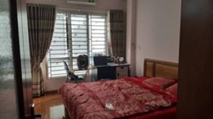 Bán nhà Dịch Vọng Hậu, trung tâm Cầu Giấy, lô góc, 5 tầng mới, 35m2, 5 phòng ngủ.