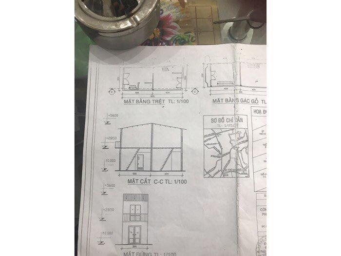 Nhà 30m2 Đường Chu Văn An, P12, Bình Thạnh, HCM