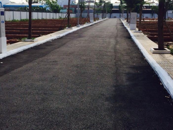 Lô đất chính chủ sổ riêng 4x15m, đường Nguyễn Hữu Tiến, Q.TP, TPHCM