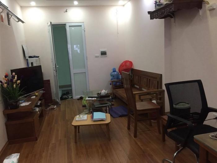 Bán chung cư 12A mặt đường Nguyễn Xiển (57m2 và 64m2,2PN,2WC).