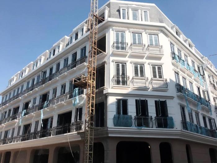 Bán nhà phố Shop in house KĐT Mỹ Đình Sudico, 5 tầng x 81m2, có thang máy, SĐCC,
