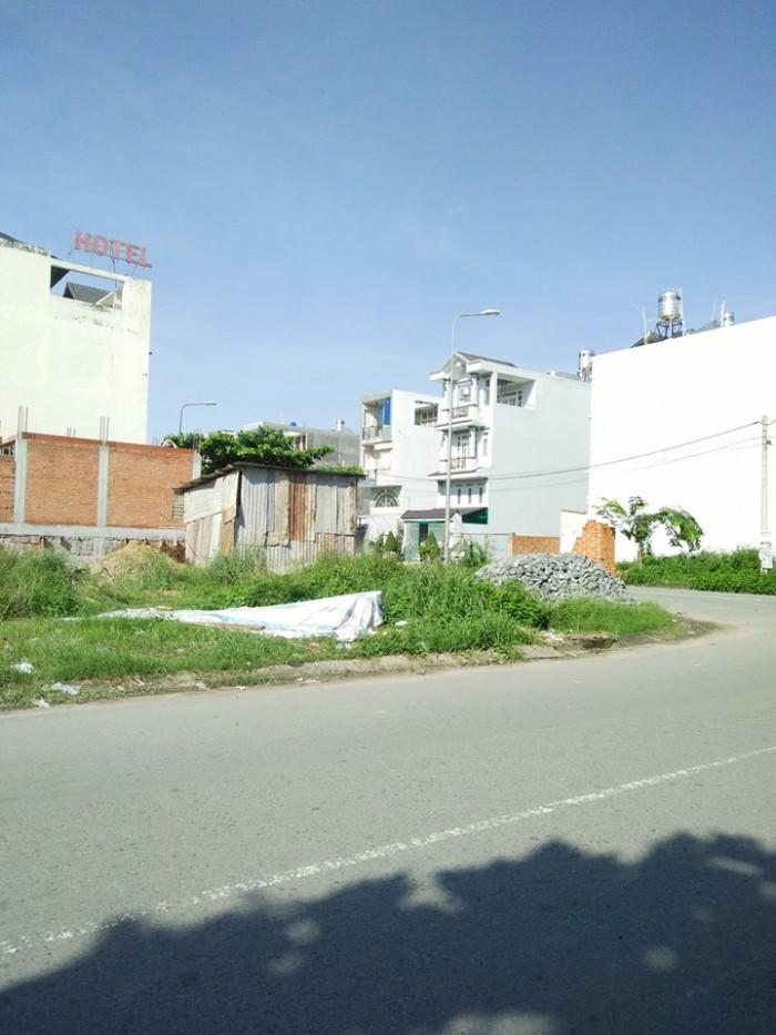 Bán đất khu Thổ cư dt 5x22, gần Bệnh Viện, Trường Học Và chợ Tân Tạo.
