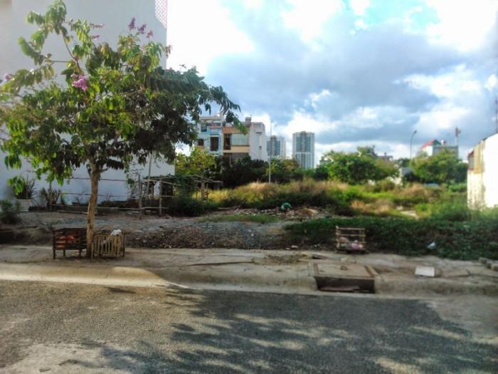 Bán đất 300m2 khu dân cư Long Thới đất đẹp – giá rẻ - xây tự do