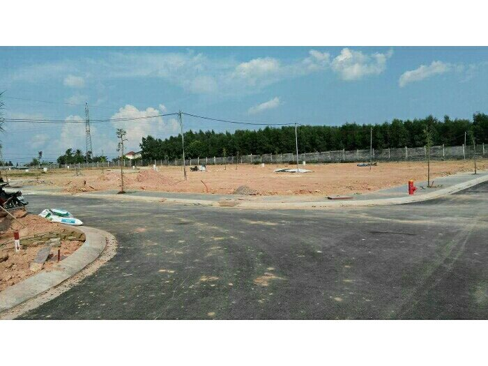 Đất nền dự án KDC thương mại Phước Thái