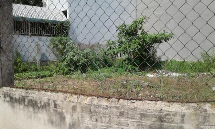 Bán lô đất thổ cư lô góc 2 mặt tiền hẻm, Nguyễn Bình, Nhà bè, DT 200m2. Giá 2,3 tỷ