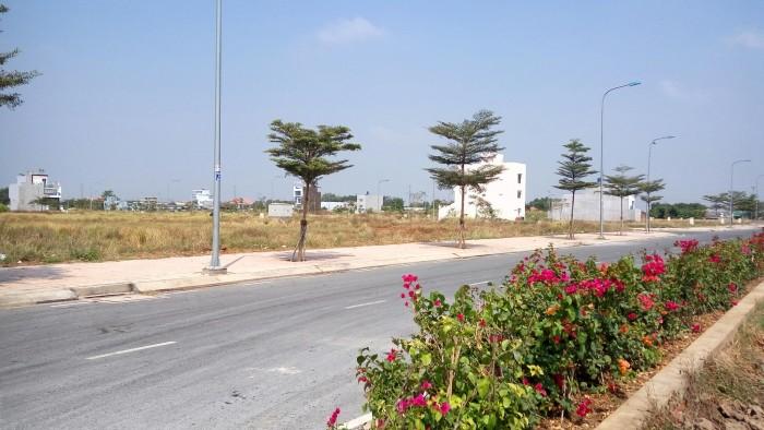 Khu đô thị mới gần Gò Đen giá chỉ từ 240 triệu/nền,Sổ Hồng,cơ sở hạ tầng hoàn thiện
