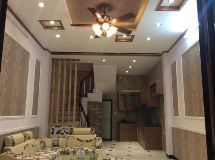 Nhà Nguyễn Phúc Lai, Full nội thất cực đẹp, lô góc cực thoáng, 36m2x5T giá 3,29 tỷ