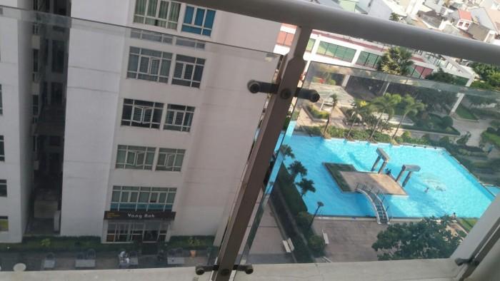Bán căn hộ Diên tích 157 m2 , View Sông, đang có HĐ thuê 21tr/tháng Giá bán 3.85 tỷ