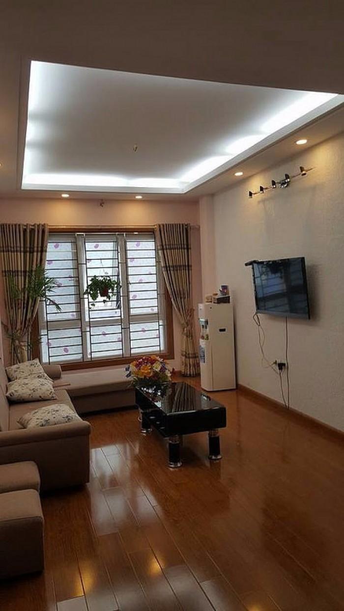 Bán nhà riêng 32.4m2 * 4 tầng, 4PN, Quang Trung, sân riêng để xe.