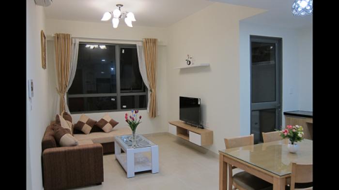 Cho thuê 1 phòng ngủ Masteri Thảo Điền 53m2, nội thất đẹp giá 16TRIEU