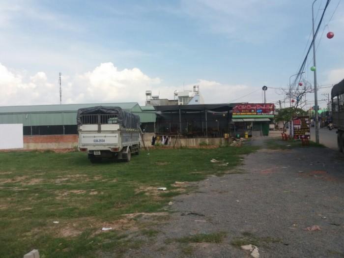 Đất mặt tiền kinh doanh Thuận An