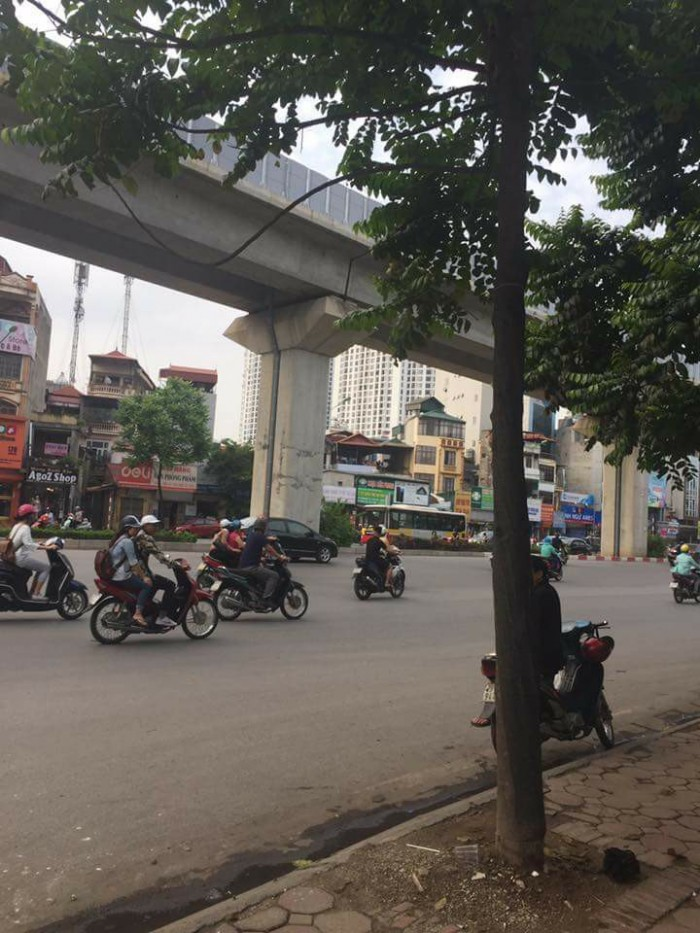 Sốc Sốc 10,8 tỷ 56m2 mặt phố Nguyễn Trãi kinh doanh đỉnh cao.