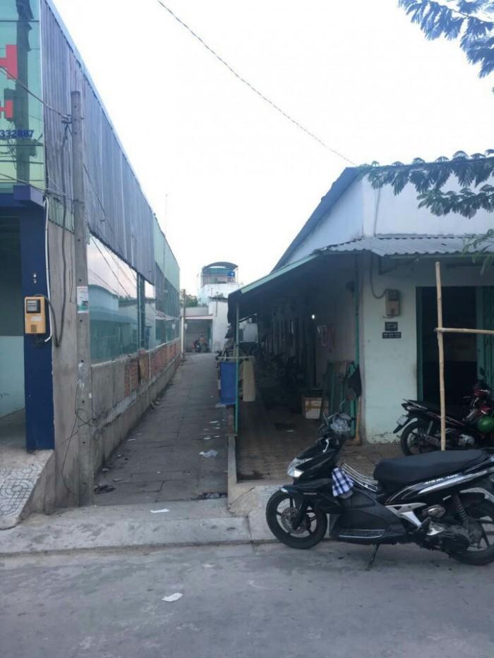 Dãy nhà trọ MT hẻm 6m Lê Văn Lương Phước Kiển