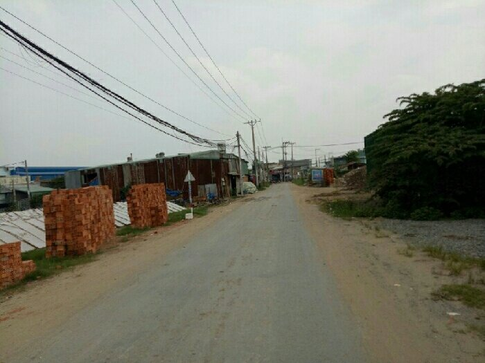 Nhà 48m2,  kênh trung ương Vĩnh Lộc A
