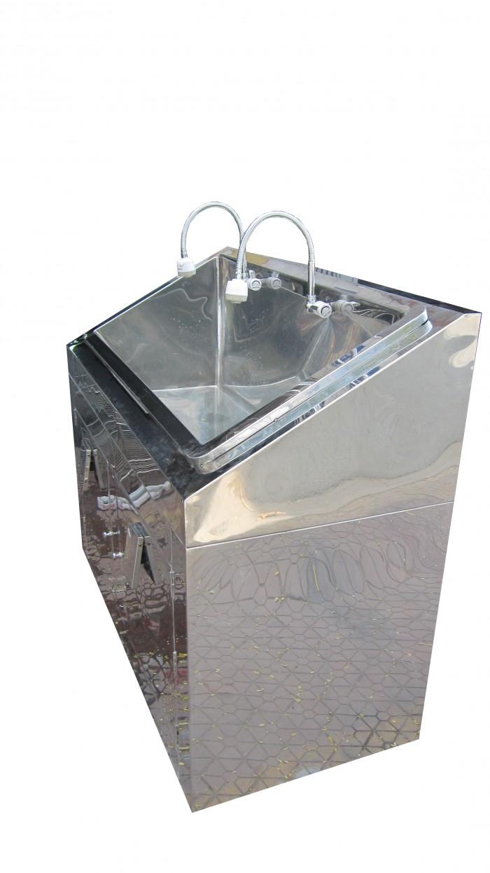 Bồn rửa dụng cụ phòng mổ
