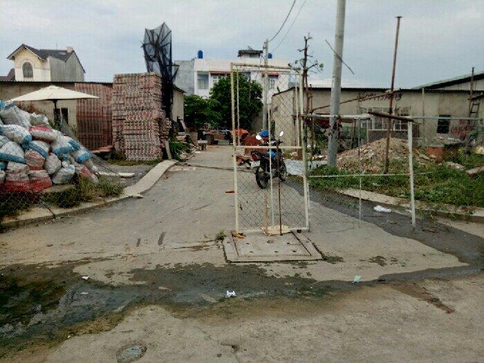 Đất mặt tiền,khu dân cư Nam Long