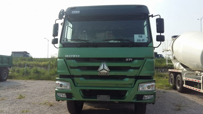 Xe tải ben 4 chân Howo động cơ 371 HP giá ưu đãi cực lớn 6