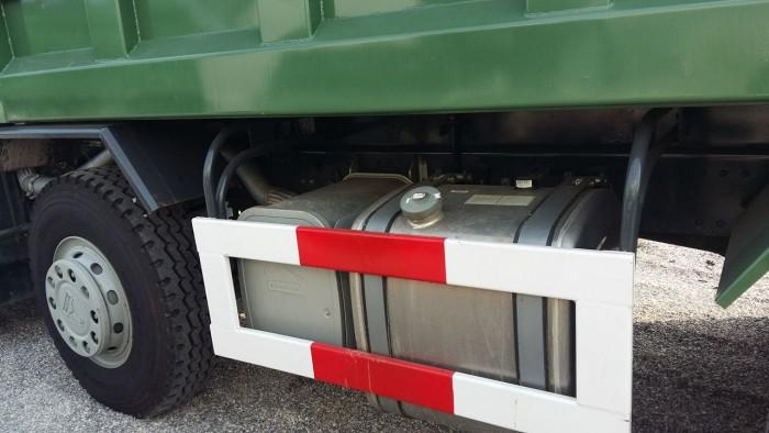 Xe tải ben 4 chân Howo động cơ 371 HP giá ưu đãi cực lớn 13