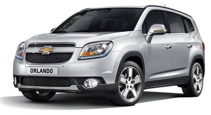 Chevrolet Orlando KM 15.000.000 Cùng hàng trăm phần quà hấp dẩn từ đại lý
