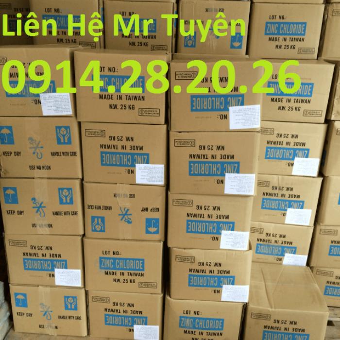 Bán ZnCl2, bán Kẽm Clorua, Zinc Chloride2