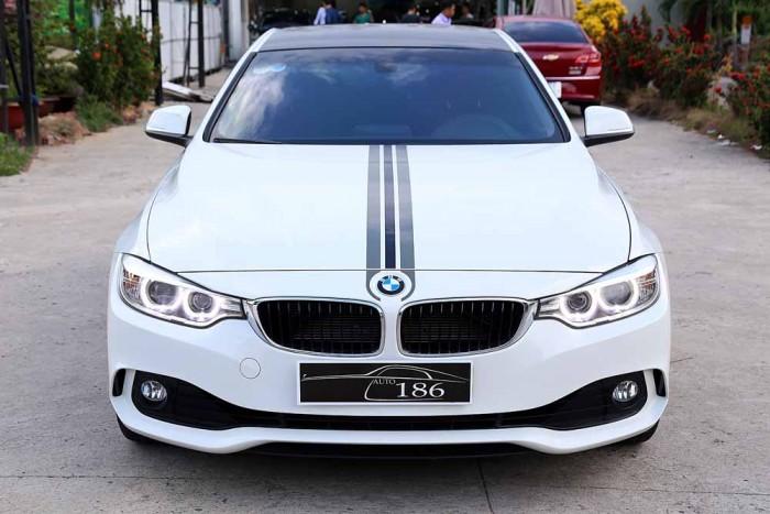 BMW 428i GrandCoupe 2014 0