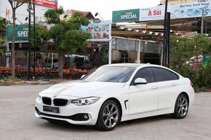 BMW 428i GrandCoupe 2014 1