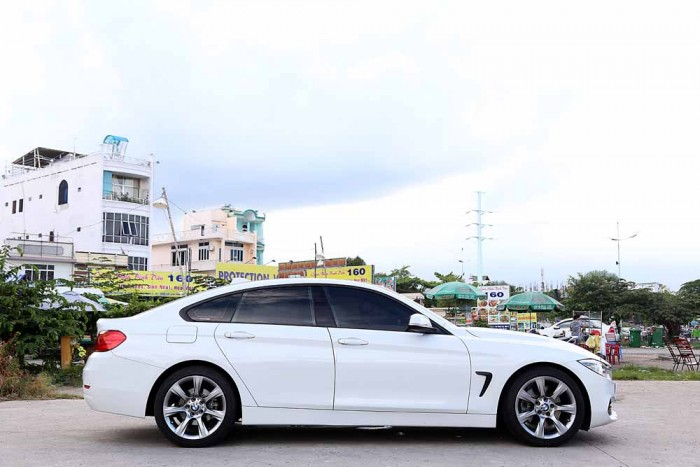 BMW 428i GrandCoupe 2014 3