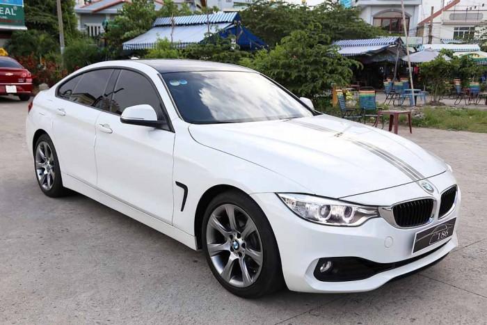 BMW 428i GrandCoupe 2014 2